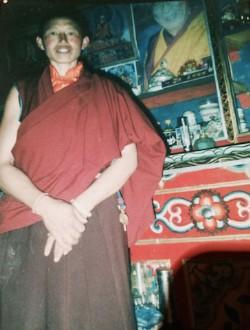 Yeshi Khando