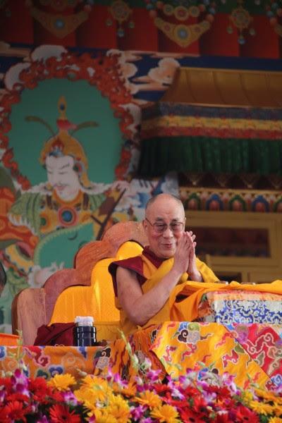 Dalai Lama: Ogni uomo ha una sua religione e una sua verità