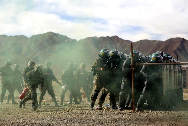 L'ultimo Rapporto HRW Human Right Watch denuncia che è aumentata la repressione in tutte le aree tibetane.