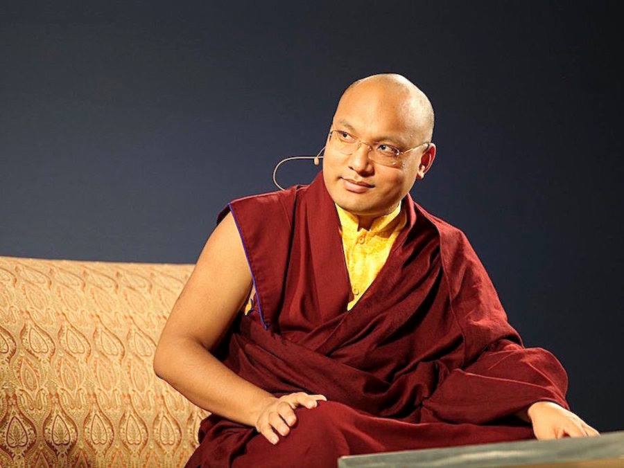 The 17th Karmapa Ogyen Trinley Dorjee