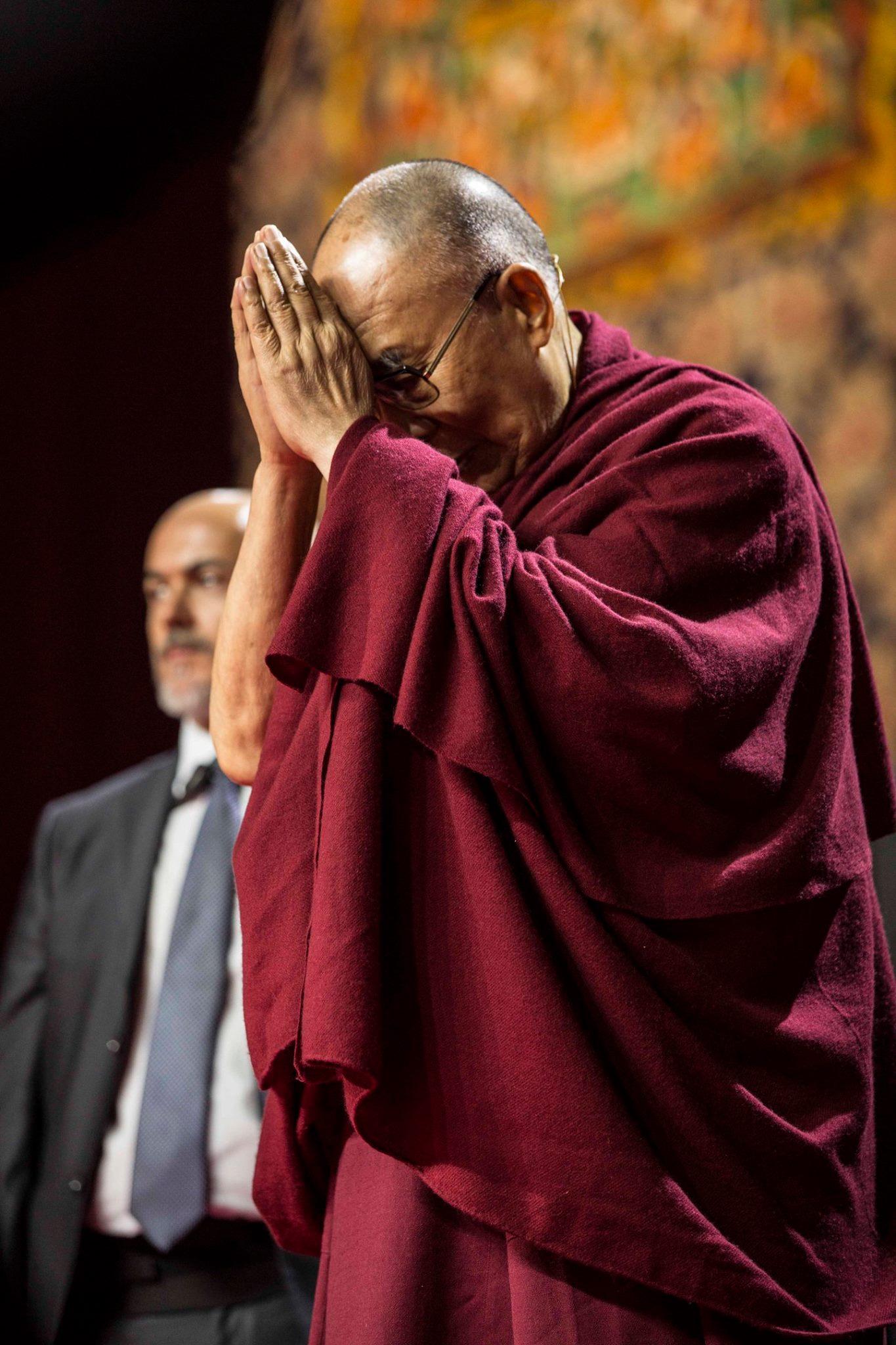 """Sua Santità il Dalai Lama: Il clima in Tibet rimane estremamente cupo e repressivoi"""""""
