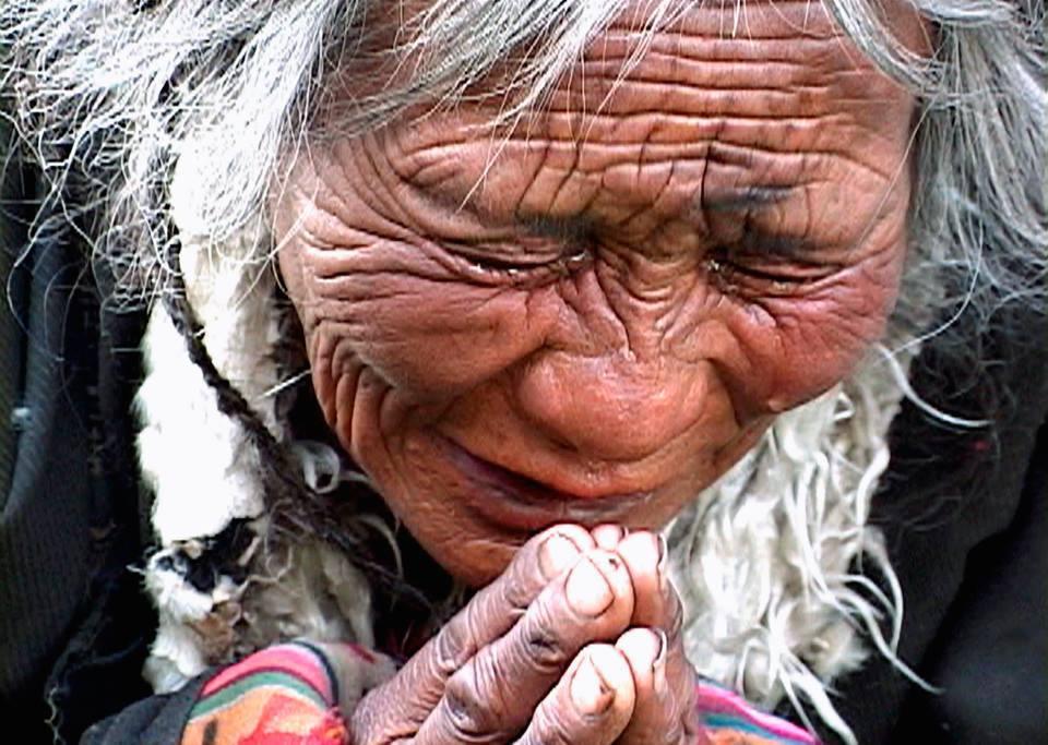 tibet-piange