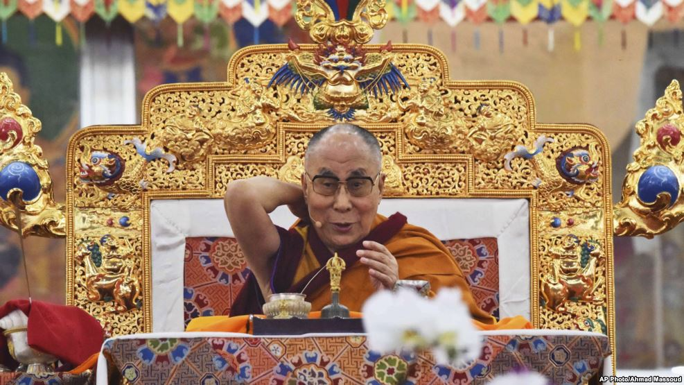 Dalai Lama: The 21st century should be the century of dialogue.