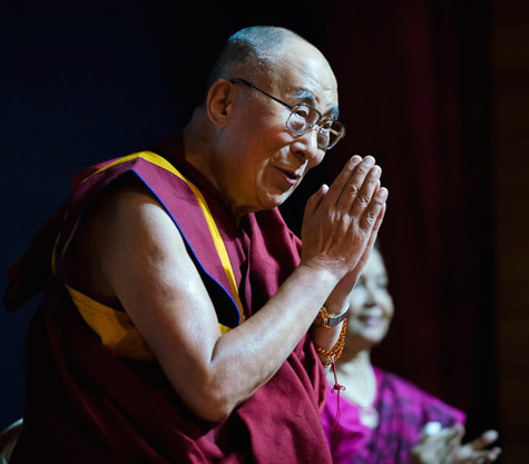 Tibet Dalai Lama News » Blog Archive » His Holiness the