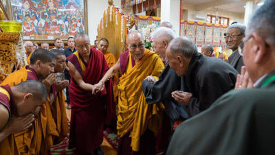Tibet Dalai Lama News » Blog Archive » Prayers for His Holiness the
