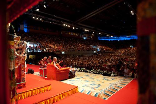 """Sua Santità il Dalai Lama: """"Per il Tibet il cambiamento climatico rappresenta una minaccia più grave dell'attuale situazione politica"""""""