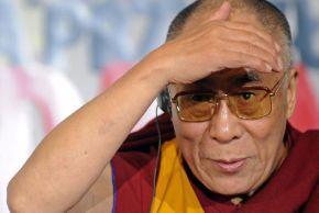 """Sua Santità il Dalai Lama: """"La natura della compassione è lo sviluppo delle qualità positive della mente""""."""