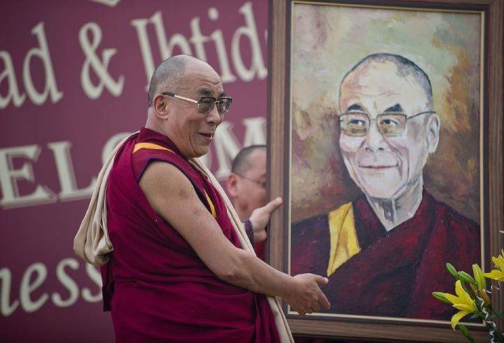 Sua Santità il Dalai Lama: Se il nostro spirito è dominato dalla rabbia, non possiamo beneficiare della parte migliore dell'intelletto umano: la saggezza, la capacità di distinguere ciò che è giusto e ciò che è sbagliato.