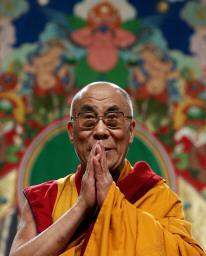 Sua Santità il XIV Dalai Lama: L'essenza delle tappe del percorso è, naturalmente, la coltivazione di bodichitta, la mente risvegliata mediante la coltivazione del pensiero che ha a cuore il benessere degli altri più del nostro.