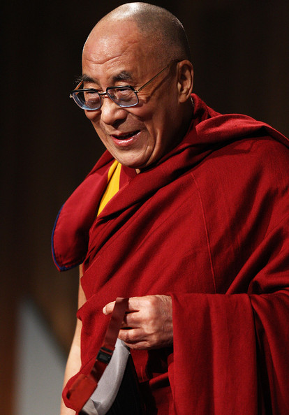 His Holiness the Dalai Lama: One could say that for a Buddhist practitioner, the real enemy is this enemy within--these mental and emotional defilements.
