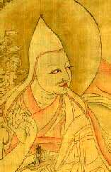 The Fifth Dalai Lama: It is well known that at Dhol Chumig Karmo a very powerful perfidious interfering spirit [Shugten] born due to distorted prayers, has been harming the teaching of the Buddha and sentient beings in general and in particular.