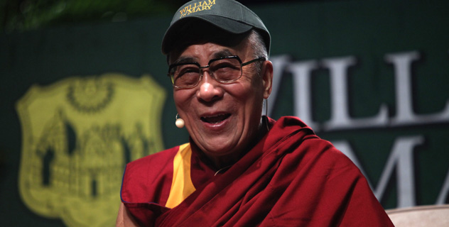 "His Holiness the Dalai Lama: ""We need to practice with the aspiration to become a bodhisattva for without this it is impossible to become a Buddha""."