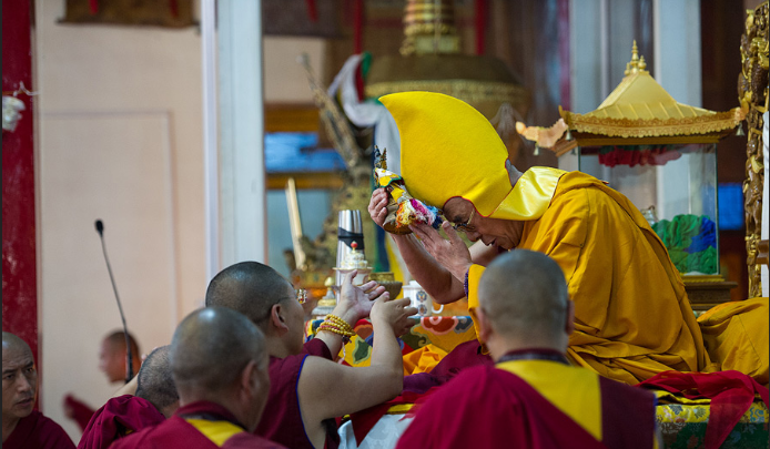 Sua Santità il Dalai Lama: La base del Buddhadarma sono le Quattro Nobili Verità.