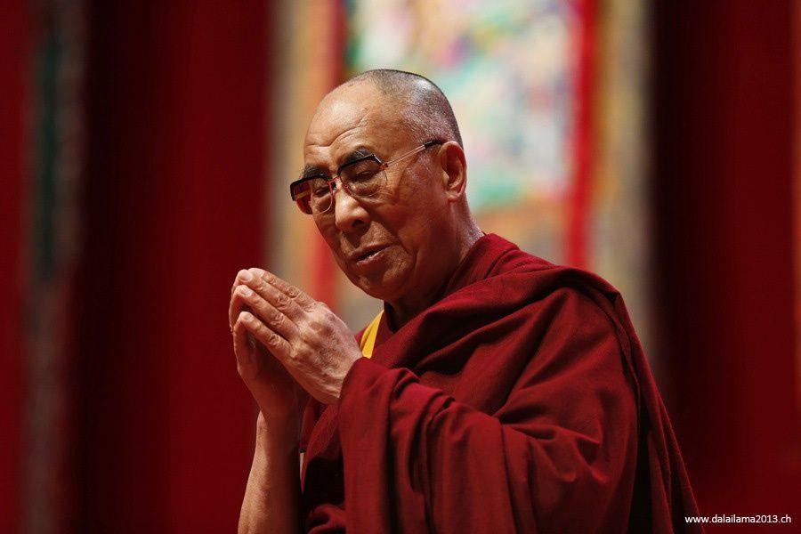 Sua Santità il Dalai Lama: La saggezza dipende dalla concentrazione, e la concentrazione dipende dall'etica.