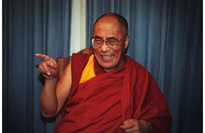 """Sua Santità il Dalai Lama: """"Sperimento ogni giorno i benefici effetti della pace dello spirito."""""""