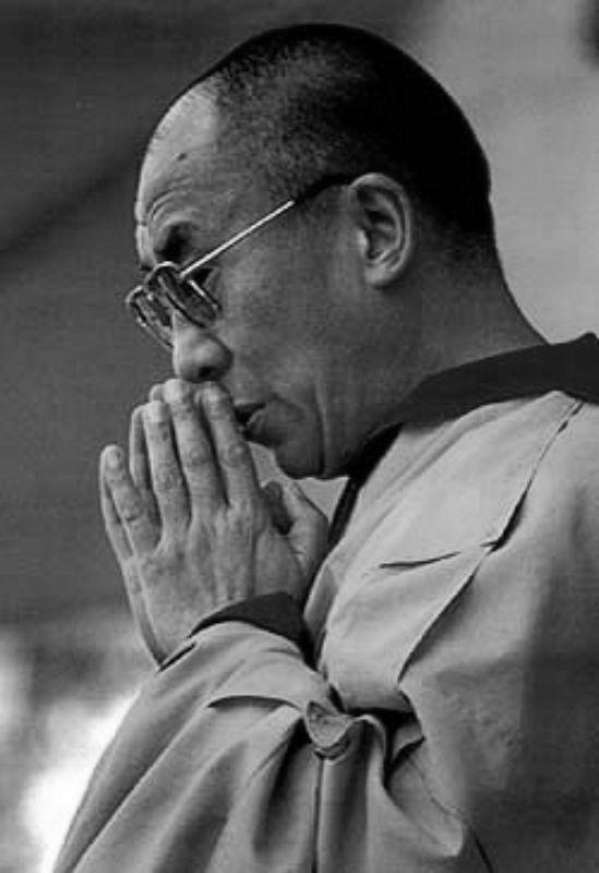 """Sua Santità il Dalai Lama: """"Questo bodhisattva dobbiamo produrlo in noi stessi."""""""