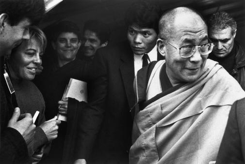 """Sua Santità il Dalai Lama: """"Coloro che affermano che ogni desiderio è negativo si ingannano."""""""