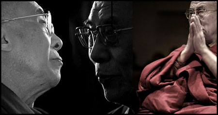 Sua Santità il Dalai Lama: Parlare molto senza vera necessità è come lasciar spuntare migliaia di erbe inutili in un giardino.