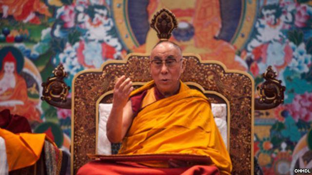 Sua Santità il Dalai Lama: I perfetti maestri sono diventati illuminati attraverso le pratiche.