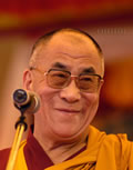 His Holiness the Dalai Lama: When one is actually cultivating tranquil abiding one needs to choose an object of meditation.