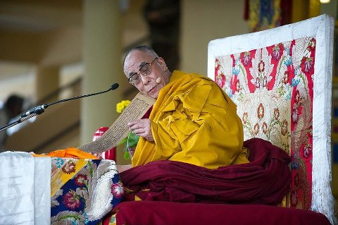 His Holiness the Dalai Lama: The title of Nagarjubna's means 'in praise of the expanse of reality'.