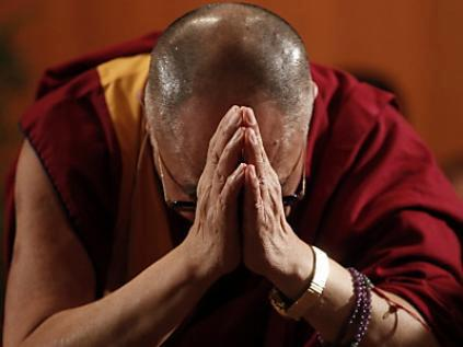 Sua Santità il Dalai Lama:Decidere di non lasciarsi andare ad azioni negative non basta.