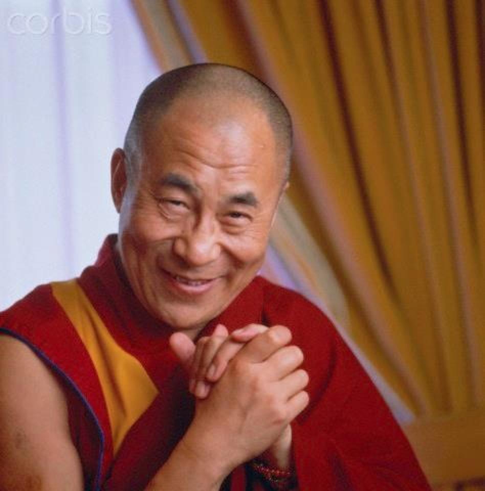 Sua Santità il Dalai Lama: L'essenza della dottrina del Buddha è diventare una persona buona, giusta e altruista.