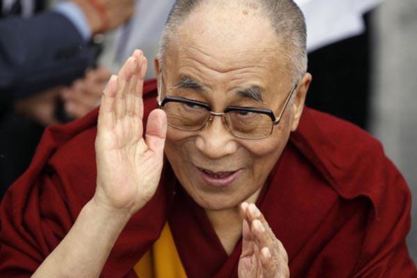 Sua Santità il Dalai Lama: Dico sempre alle persone che il vero scopo della nostra vita è avere una vita felice.