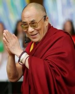 Sua Santità il Dalai Lama: Maggiore è la capacità altruistica e più grande è la capacità di sviluppare il proprio buon cuore e cordialità.