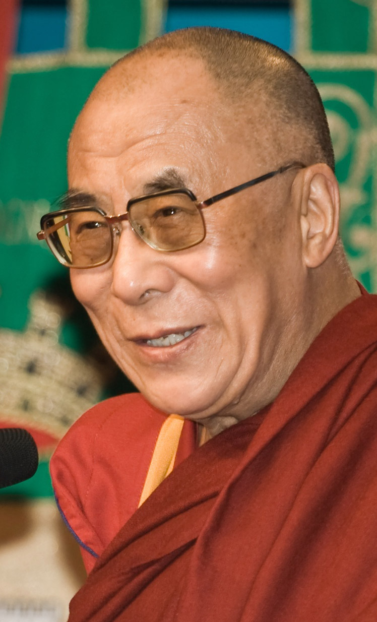 Sua Santità il Dalai Lama: L'amore è il desiderio di vedere tutti gli esseri senzienti godere della felicità.