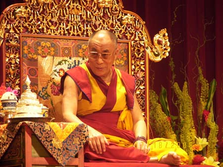His Holiness the Dalai Lama: The fact of the dependence of things and events in itself suggests the emptiness of independent existence or inherent existence.