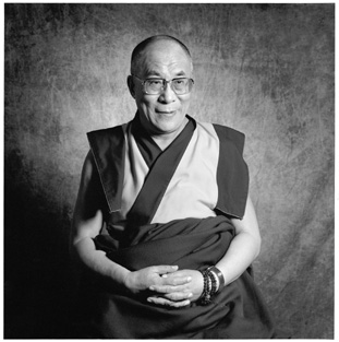 His Holiness the Dalai Lama: Even when dealing with the instruction of the Buddha, we are taught not to follow it blindly.