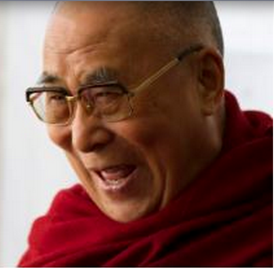 Sua Santità il XIV Dalai Lama: I nostri centri dovrebbero anche interessarsi a promuovere il dialogo e l'armonia inter-religiosa.