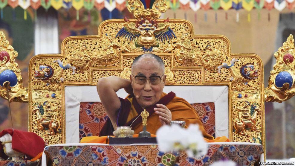 Sua Santità il Dalai Lama: Senza l'ignoranza, inoltre, l'attaccamento e le predisposizioni create da azioni precedenti, avranno termine e, di conseguenza, anche il ciclo della rinascita incontrollata avrà una fine.