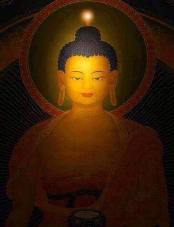 Shakyamuni Buddha: The Fourth Noble Truth is the Way, the Path leading to the end of dissatisfaction and suffering.