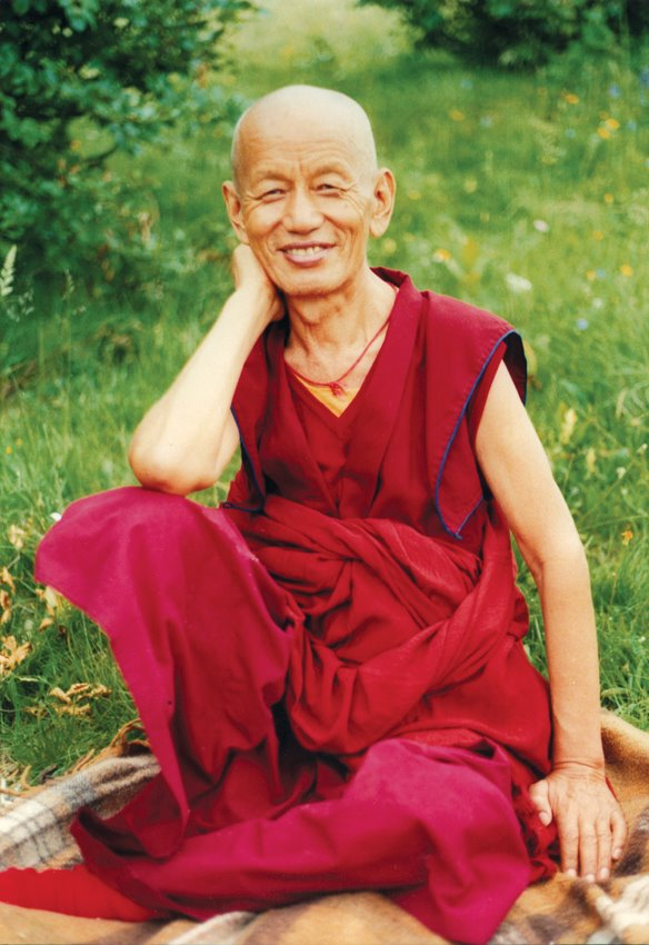 Geshe Yeshe Tobden: In order to develop a determination within our mind, we have to first see the qualities of such methods and means.