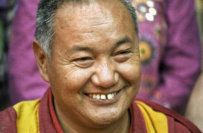 Lama Thubten Yesce: Il vero amore sorge da un'accalorata comprensione della sofferenza di tutti gli altri esseri e si irradia verso di essi in modo indiscriminato.