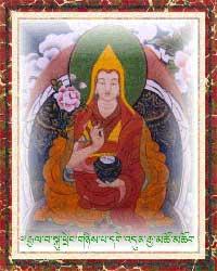Il Secondo Dalai Lama Gendun Gyatzo