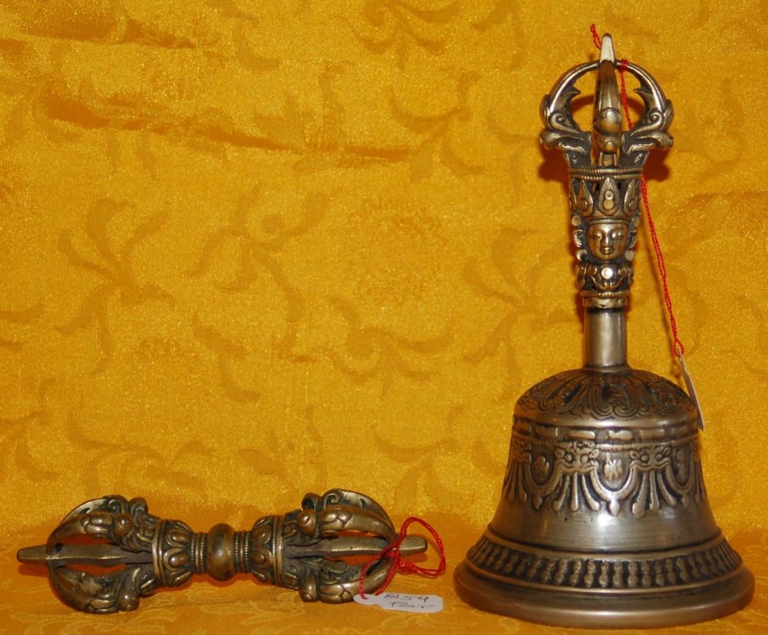 Il Vajra e la campana