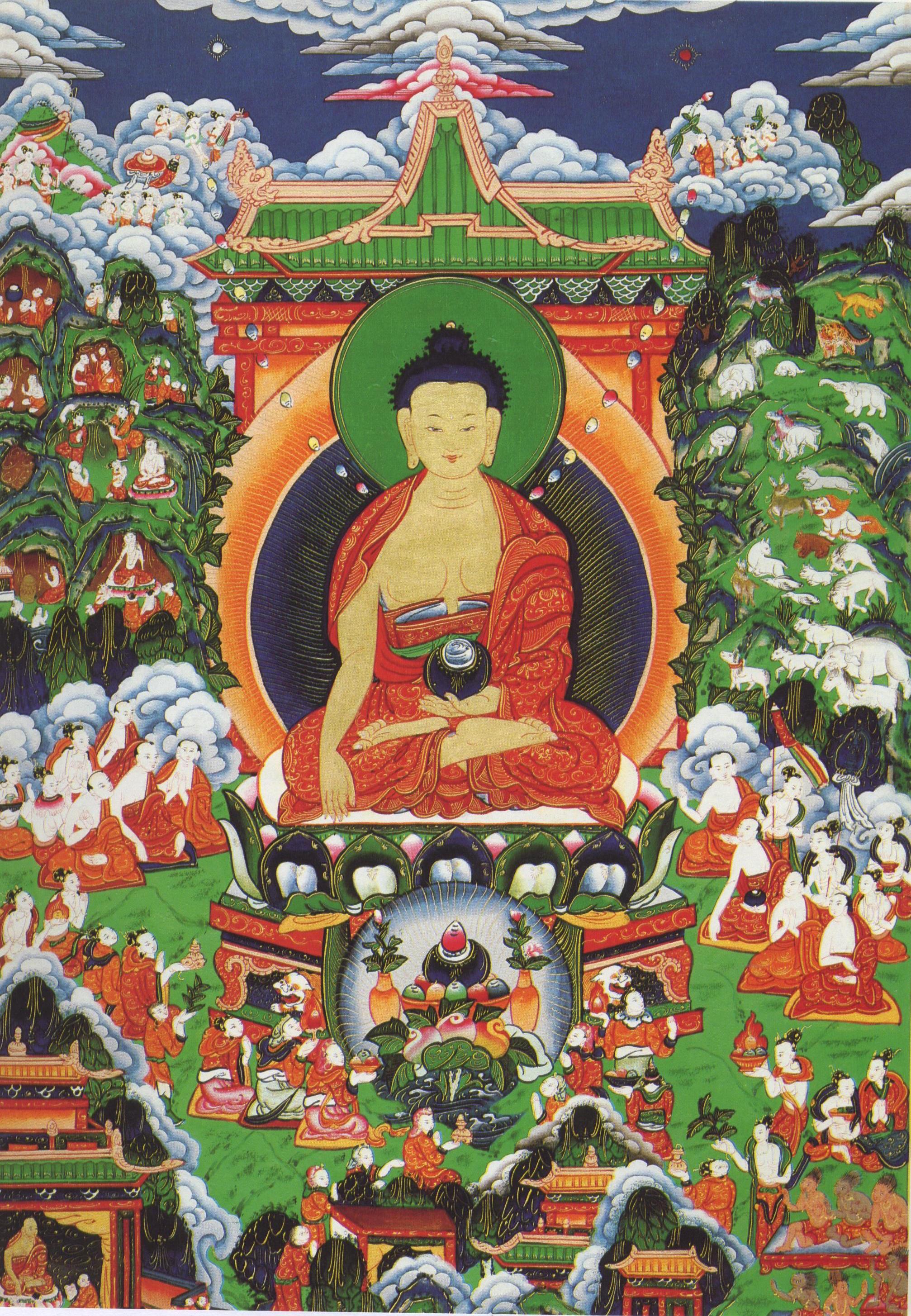 Dhammapada 372: Non c'è meditazione senza conoscenza, né conoscenza senza meditazione. Chi le possiede entrambe è vicinissimo al nirvana.