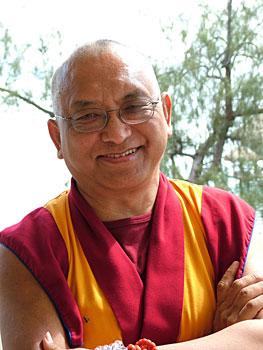Ven. Lama Thubten Zopa Rinpoce