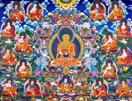 """Buddha Sakyamuni, Dhammacakkappavattanasutta: """"Quando, o monaci, la conoscenza e la visione profonda rispetto a queste Quattro Nobili Verità nella loro realtá dei tre modi e dodici aspetti mi fu totalmente pura, allora rivelai a tutto il mondo con le sue divinità, ivi Mara e Brahma, e all'umanità con i suoi asceti, brahmini, e uomini che ho realizzato correttamente in me la incomparabile illuminazione""""."""