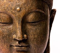"Buddha Sakyamuni, Ananda Sutra: ""Così si esercita: inspirando sperimenta la gioia, espirando sperimenta la gioia. Così si esercita: inspirando sperimenta i processi mentali, espirando sperimenta i processi mentali. Così si esercita: inspirando calma i processi mentali, espirando calma i processi mentali ..."""