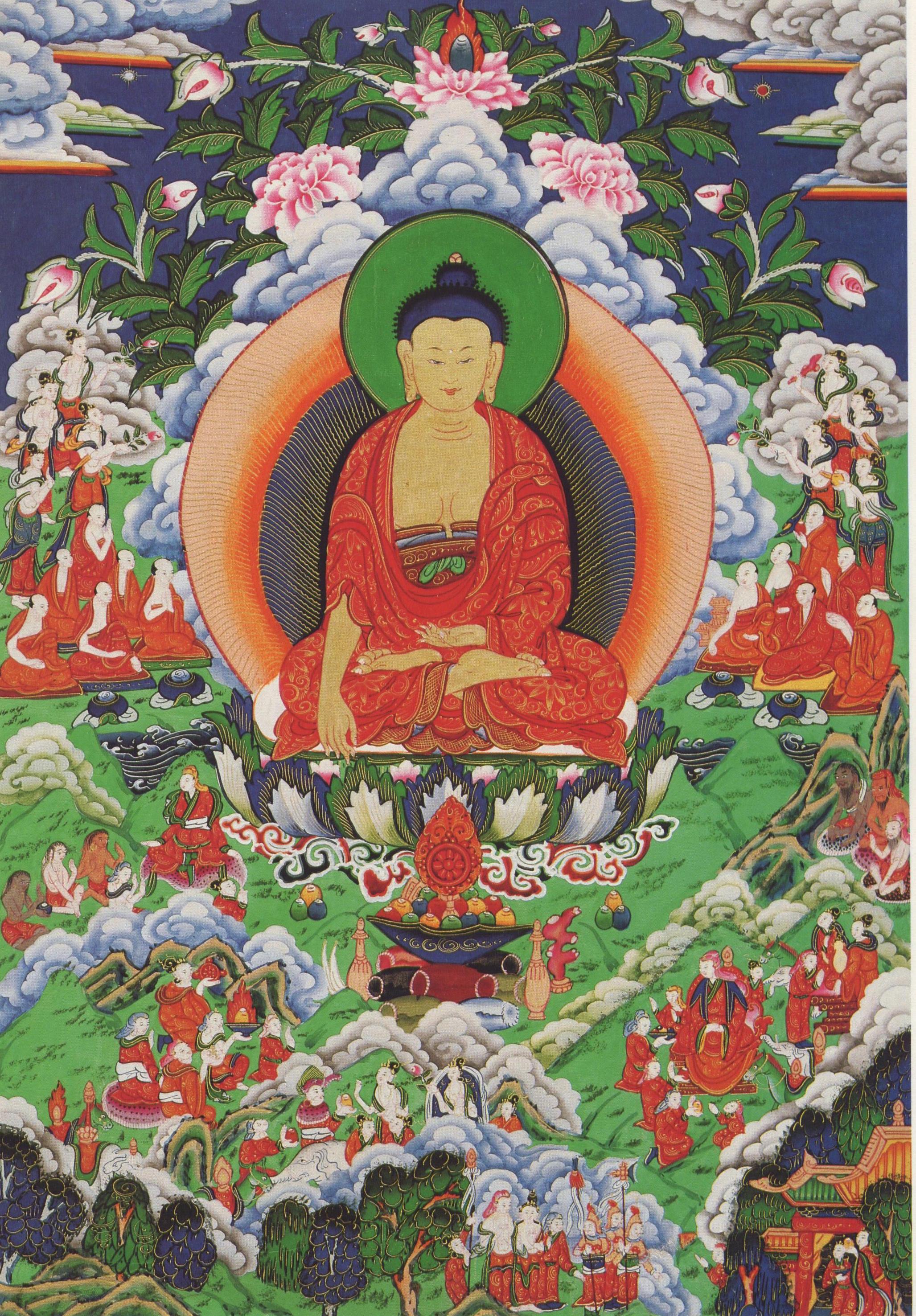 """Dhammapada 279: """"Tutta la realtà non ha esistenza inerente"""": chi comprende questo si sottrae alla sofferenza. Questa è la strada per la purificazione."""