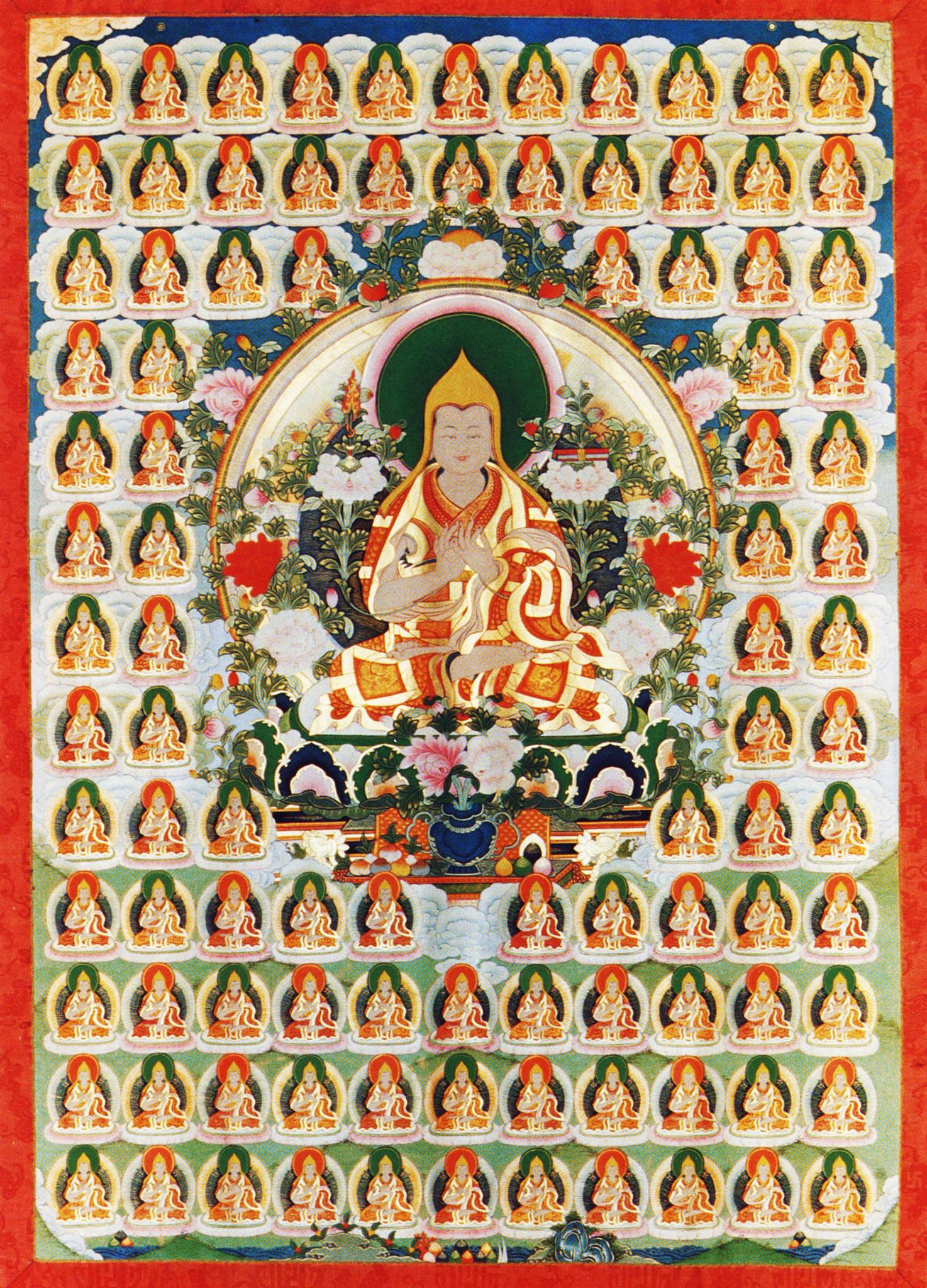 Lama Je Tsongkhapa: Furthermore, appearance eliminates the extreme of existence