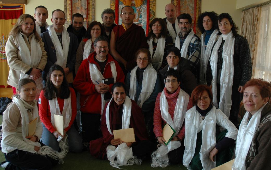 L'incontro con Sua Santita il Karmapa