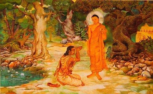 Il Bodhisattva: Ogni persona deve essere caritatevole, perché non esiste una felicità maggiore di quella provata per gli atti di compassione.
