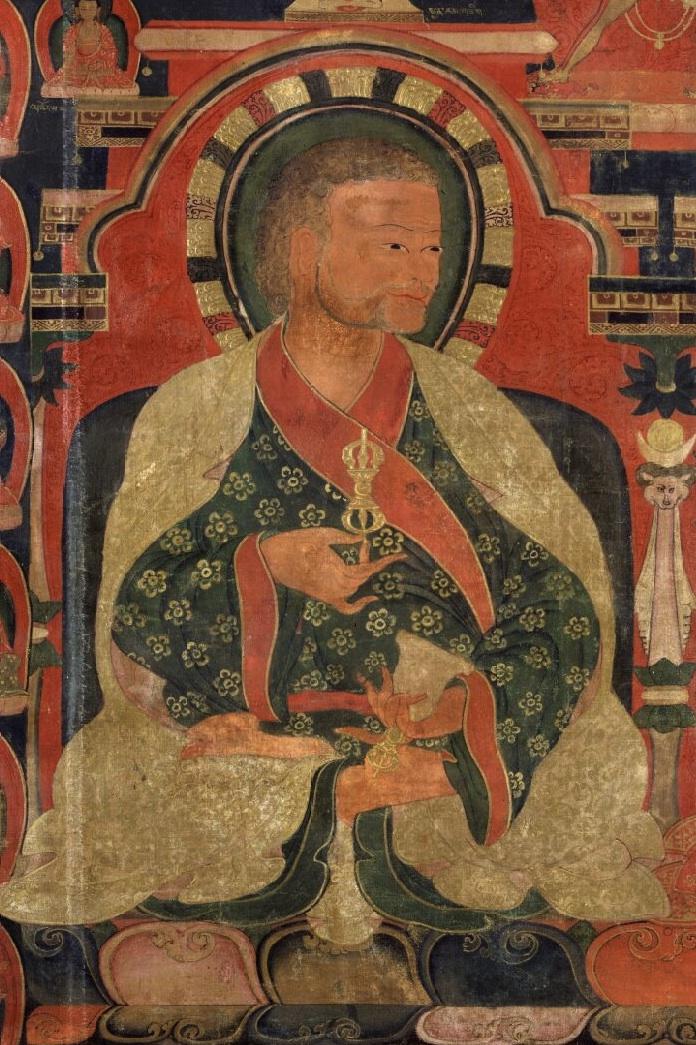 Gyal Khenpo Drakpa Gyaltsen, an illuminator of the Buddha's doctrine