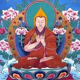 """Lama Tzong Khapa: """"Tu hai proclamato che così come nulla esiste oltre l'aspetto dell'interdipendenza""""."""