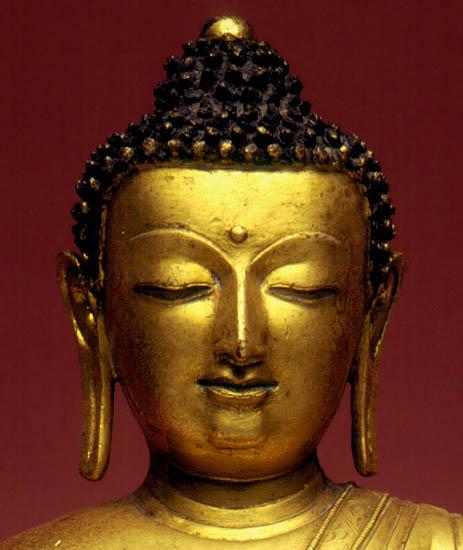 Dhammapada 173: Chi riscatta un'azione cattiva con una buona illumina il mondo come luna non offuscata da nubi.